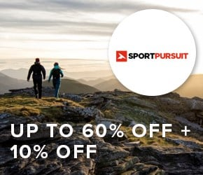 SportPursuit - Up to 60% off Salomon plus 10% off for new members.