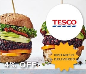 4% off Tesco
