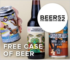 Free case of beer – BEER52