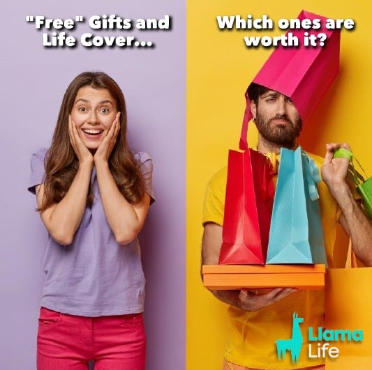 Life Insurance Free Gifts